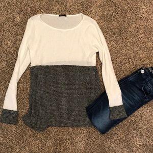 Boutique Colorblock Sweater ♥️ Medium